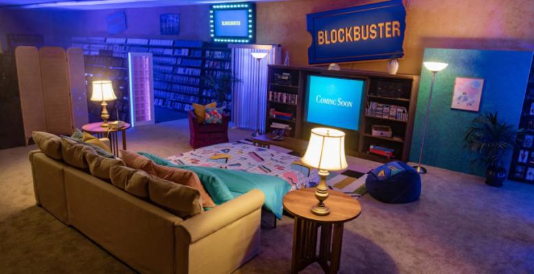 El último Blockbuster del mundo se podrá rentar en Airbnb