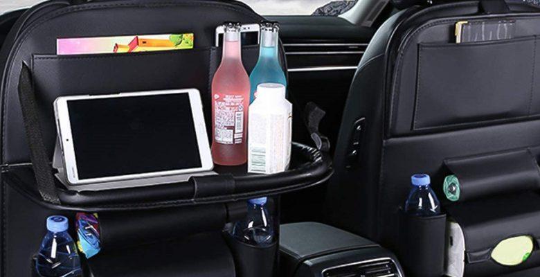 Accesorios para tu auto que te harán la vida más sencilla