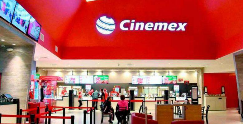 Cinemex rentará sus salas de cine completas por 700 pesos