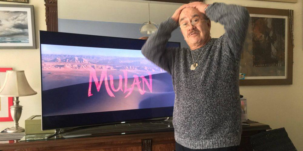 Pedrito Sola presume que ya vio Mulán y le llueven memes