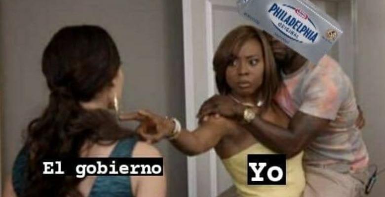 Los memes de la prohibición de varios quesos en México