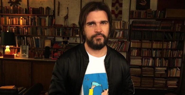 Juanes revela que se robó un Tesla por accidente
