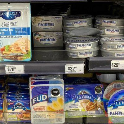 12 marcas de quesos regresan a las tiendas tras modificar sus productos
