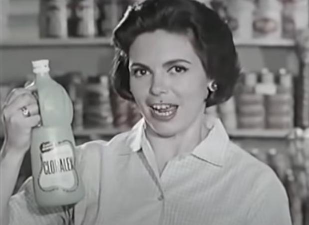Comercial de Cloralex de 1967 causa terror por sus consejos
