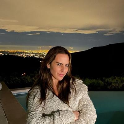 Kate del Castillo casi pierde su casa en Los Ángeles por falta de ingresos