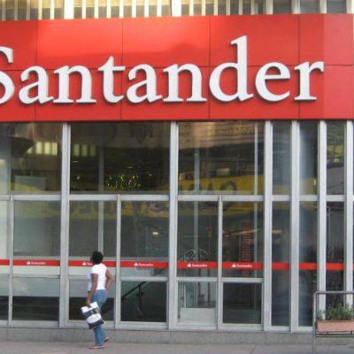 """Clienta denuncia que Santander le """"desapareció"""" su liquidación"""