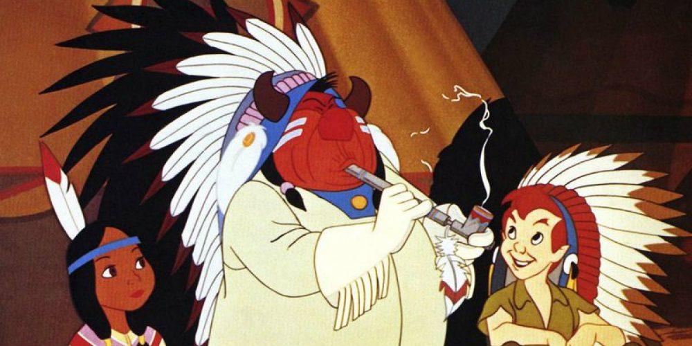 """Disney coloca advertencia de """"racismo"""" en sus películas clásicas"""