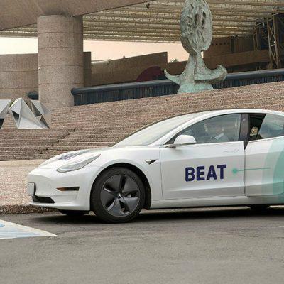 Autos Tesla operarán como taxis de lujo en México