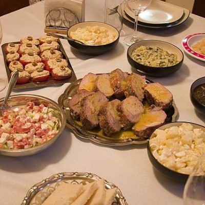 Las cenas de fin de año se acercan y estos productos te ayudarán a sorprender a todo mundo