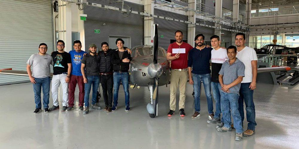 Fabrican los primeros aviones 100% mexicanos en Guanajuato
