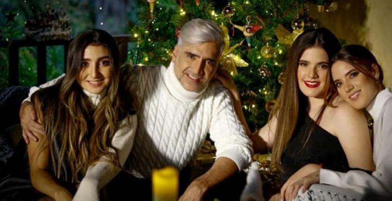 Las hijas de Alejandro Fernández que tal vez no conocías