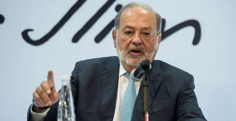Carlos Slim lleva más de una semana enfermo de Covid-19