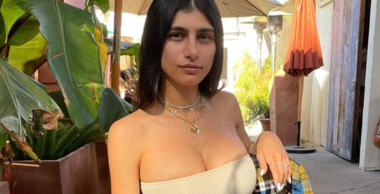 Mia Khalifa muestra sus estrías y celulitis sin filtros