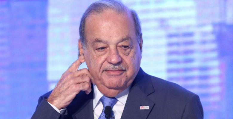 Elías Ayub revela que Carlos Slim está hospitalizado por Covid-19