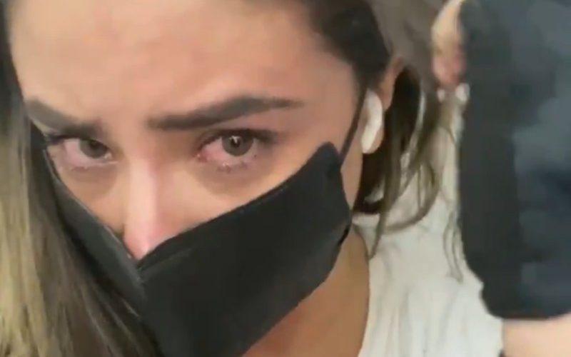 Venezolanas golpean a actriz mexicana por pedirles que usaran cubrebocas