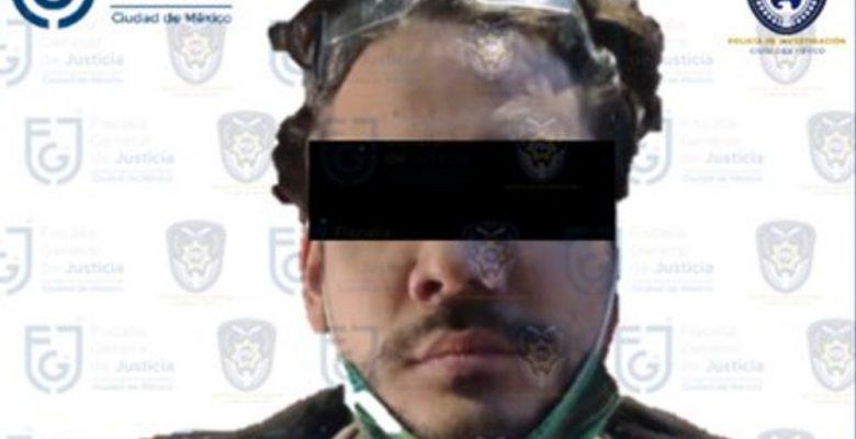 Detienen al youtuber Rix por tentativa de violación contra Nath Campos