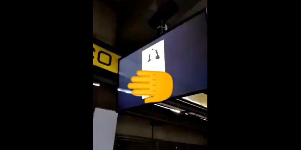 película metro