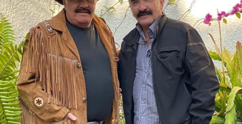 Vicente Fernández Jr. pide a Lupita Castro que denuncie a su papá a las autoridades