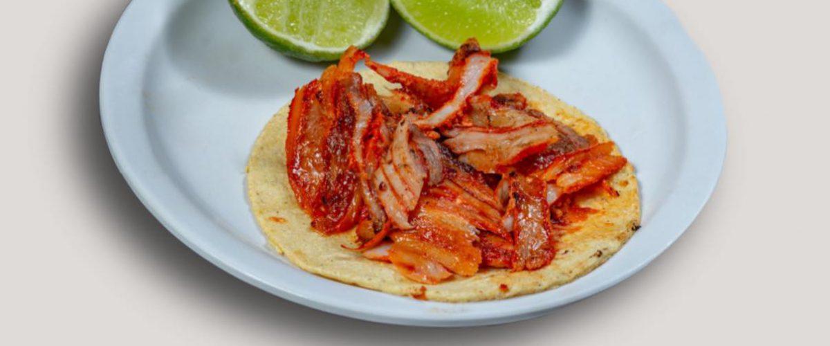Taquería promociona sus tacos al estilo de 'Zara Home'