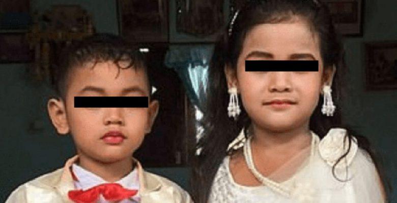 Padres casan a sus hijos de 5 años por creer que eran pareja en otra vida