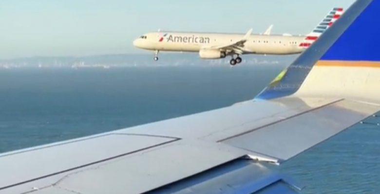Pilotos de aviones con pasajeros organizan 'carreritas' en el aire