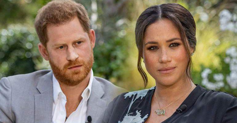Presentador culpa a Harry y Meghan de la muerte del príncipe Felipe