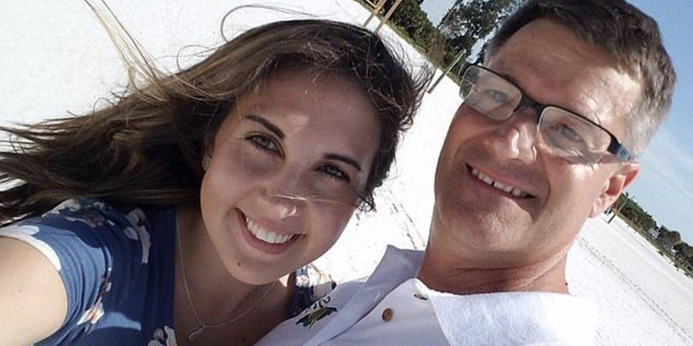 Joven de 25 años deja a su prometido por su suegro de 61 años