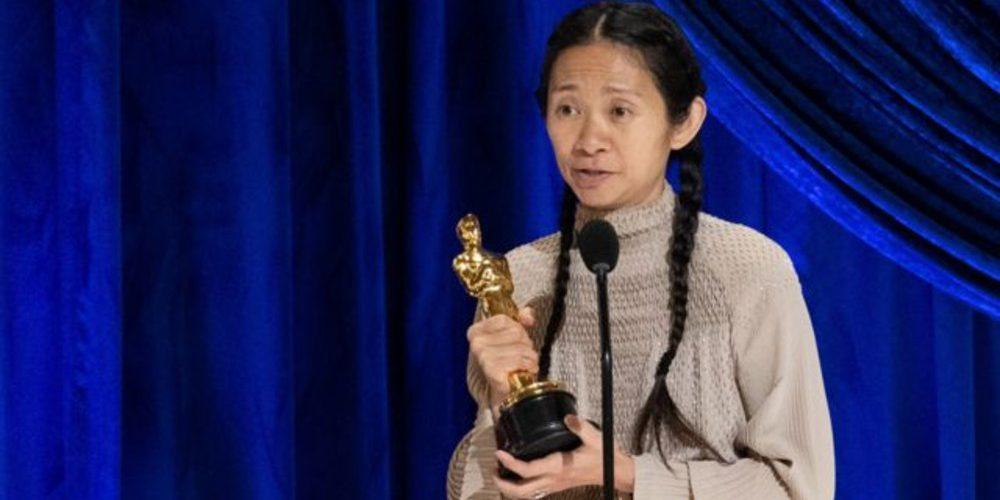 China censura a Chloé Zhao, la ganadora del Oscar a mejor directora