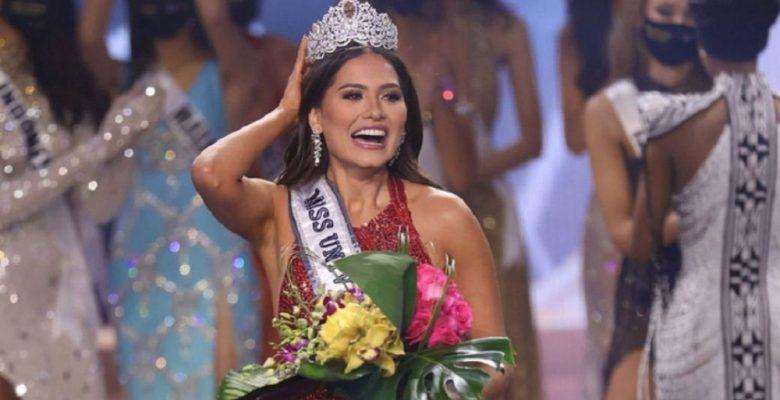 Andrea Meza, la mexicana que ganó Miss Universo