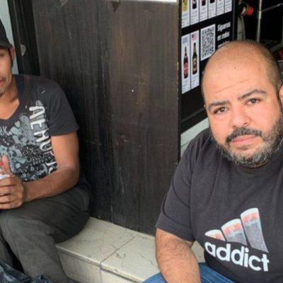 Ofrecen empleo a hombre sin hogar que se salvó del derrumbe del Metro