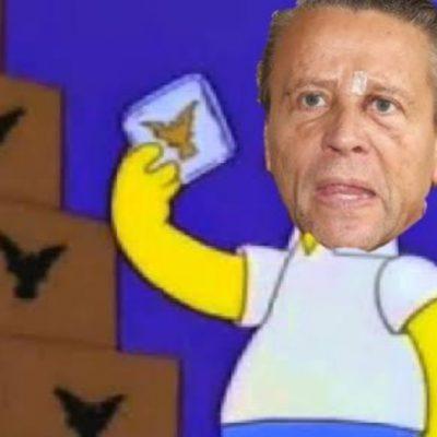 Los memes de la derrota de Alfredo Adame en las elecciones