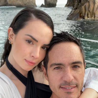 Ella es Paulina, la nueva novia de Mauricio Ochmann