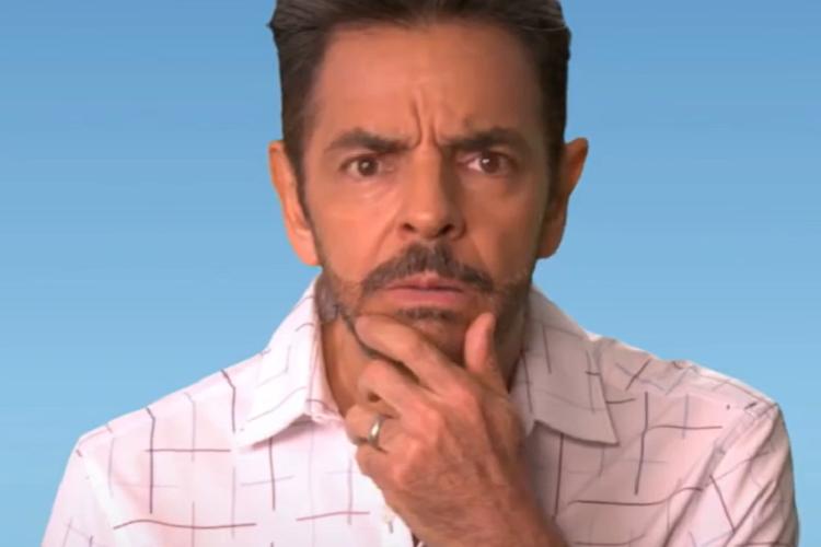 Eugenio Derbez responde a los que lo acusan de no apoyar a Sammy