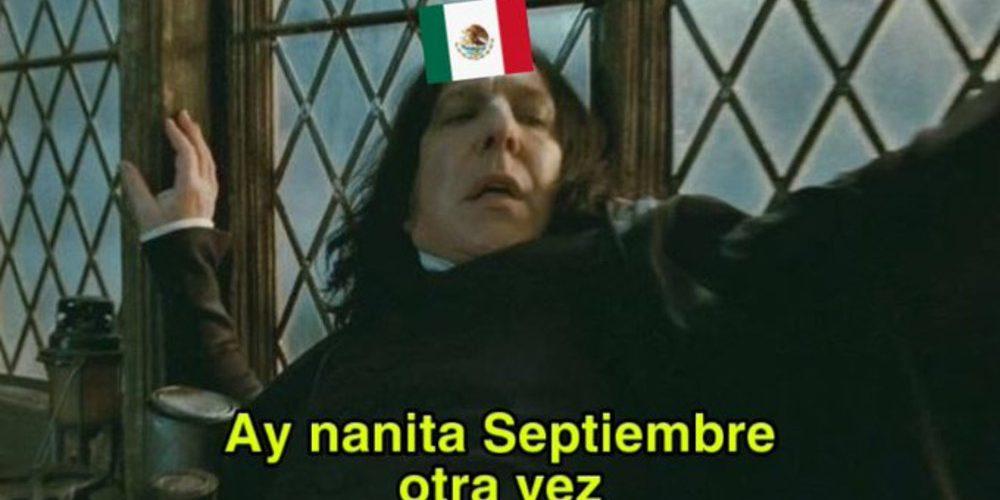 Los memes del susto que dejó el sismo en México