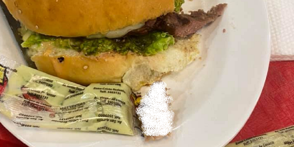 Clienta encuentra un dedo en su hamburguesa; era de un trabajador