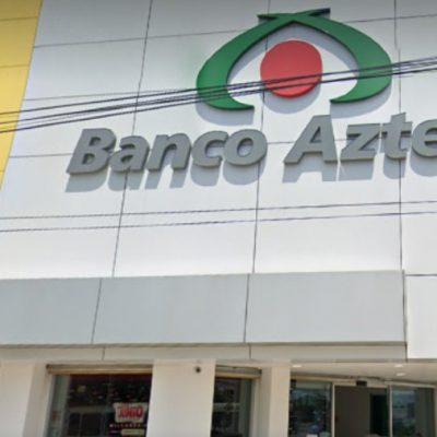 Exempleado embarga a Banco Azteca tras ganar demanda por despido injustificado