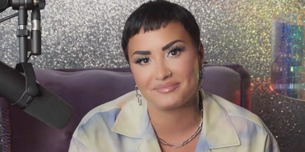 """Demi Lovato afirma que llamar """"aliens"""" a los extraterrestres es ofensivo"""