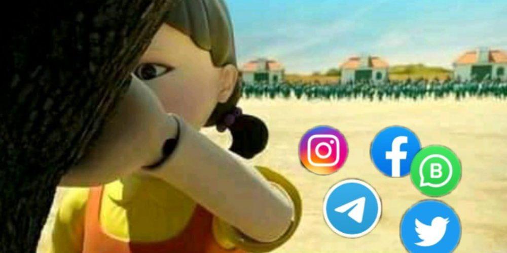 Los memes de la caída masiva de FB y WhatsApp
