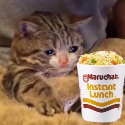 Los memes del posible retiro de las sopas Maruchan